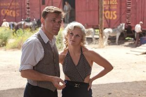 Reese Witherspoon & Christoph Waltz in Water for Elephants